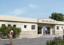 הקהילה שבונה את בית הכנסת לפני שהתושבים מגיעים