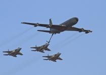 """בתגובה לירי על מטוס חיל האוויר: צה""""ל הפציץ בסוריה"""