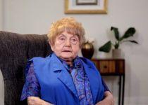 צפו: ניצולת השואה סלחה למנגלה וחטפה מהגולשים