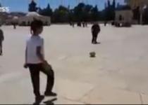 הנהלים נגד משחקי כדורגל בהר הבית- יחודדו