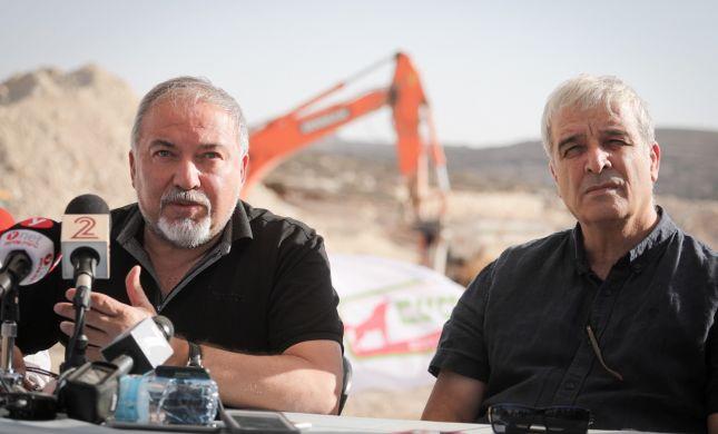 """ליברמן: """"הטרור הפלסטיני היה לפני ההתנחלויות"""""""