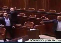 """צפו: הנאום שגרם לח""""כים הערבים לנטוש את המליאה"""