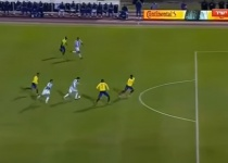 לבד: צפו במסי מעלה את נבחרת ארגנטינה למונדיאל