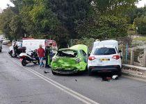 תאונה קטלנית בירושלים: הרוג ושני פצועים קשה
