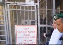 מערת המכפלה: פלסטינית נעצרה בחשד שתכננה פיגוע