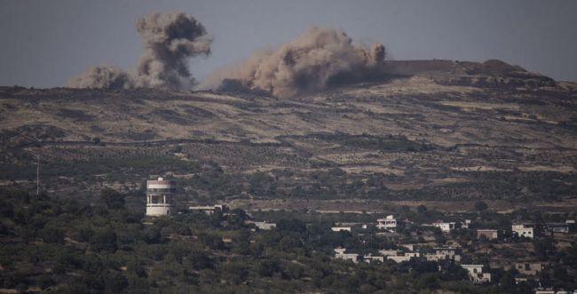 דיווח: סוריה מחזקת את ההגנה בגבול עם ישראל