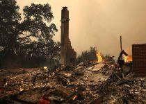 קליפורניה בוערת: עשרה הרוגים, ואלפי נפגעים