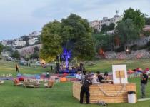 הערב: אירוע סוף הקיץ 'אמפי בגיא' # כניסה חינם