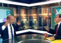 צפו: בנט מתפוצץ על הכתב והמגיש של ערוץ 10
