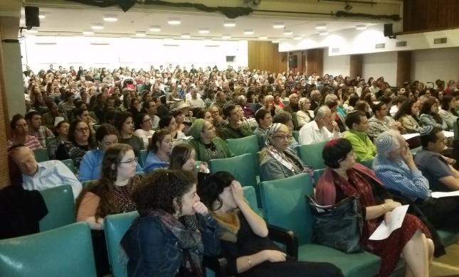 היכל מלא: מעל 1500 משתתפים בליל הושענא רבה