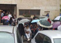 מאבק הנכים: מחסימות כבישים להפגנות נגד השרים