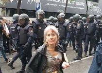תוצאות קשות במהומות בקטלוניה: 465 פצועים