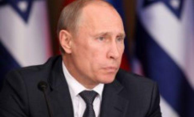 """פוטין: """"בתורה כתוב שזה חטא לוותר על שטחים"""""""