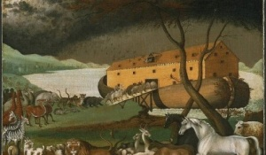 יהדות, פרשת שבוע אז מי יותר צדיק, נוח או אברהם?