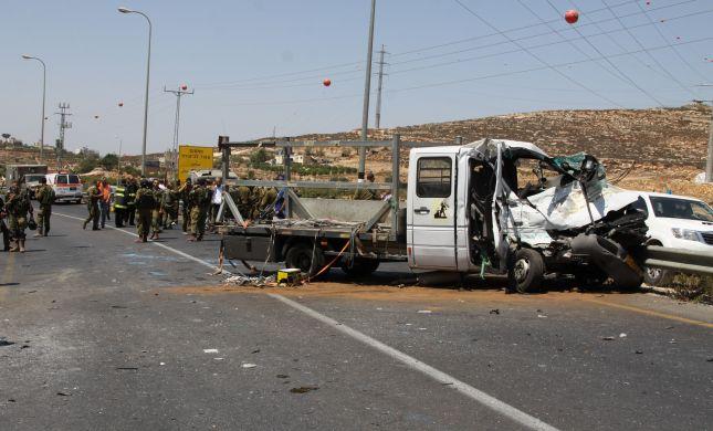 55% מהילדים ההרוגים בתאונות דרכים - ערבים