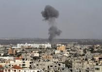 """צה""""ל השמיד מנהרת טרור בגבול הרצועה"""