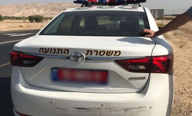 בקעה: רכב שנמלט הוביל לפציעת חייל ושוטר