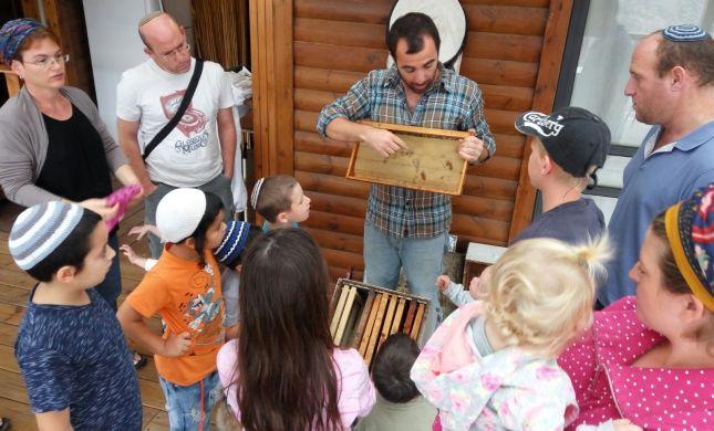 """אלפים השתתפו בפסטיבל גיבורי התנ""""ך בבנימין"""