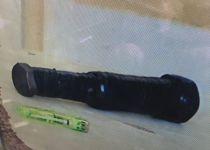 סוכל פיגוע: מחבל נעצר בבית משפט הצבאי בשומרון