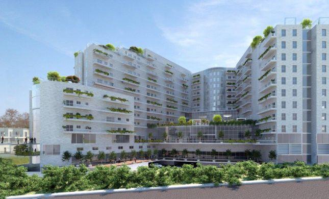אלקנה: אושרו 250 יחידות דיור לבית הדיור המוגן