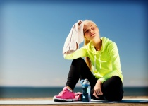 לא קל להשגה, כן משמח; כושר גופני וסיפוק עצמי