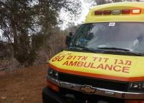 טרגדיה בגליל: גבר נפל אל מותו