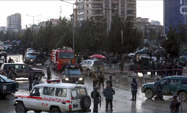 11 הרוגים ועשרות פצועים בפיגוע באפגניסטן