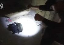 צפו: כך מאתרת המשטרה נשק בערים הערביות