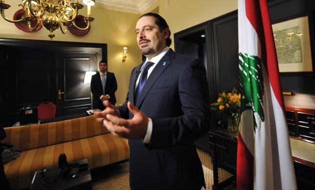 דרמה: ראש ממשלת לבנון השהה את התפטרותו