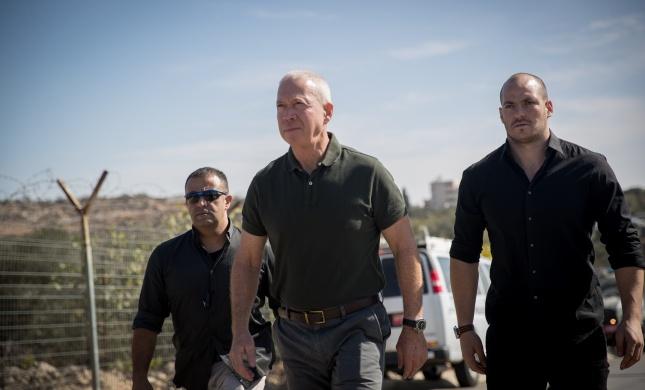 """""""לא נאפשר לאיראן לפתוח חזית נגד מדינת ישראל"""""""
