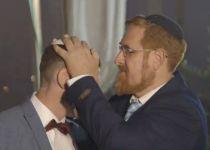 מרגש • ללא רעייתו יפי: יהודה גליק חיתן את בנו.צפו