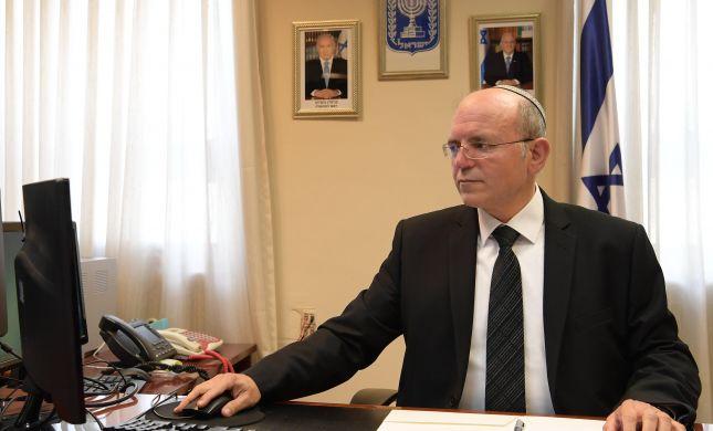 """הממשלה אישרה את מינויו של הסרוג לראש המל""""ל"""