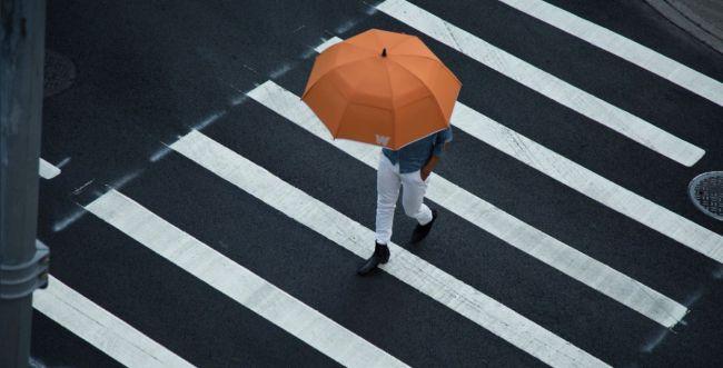 תכירו: המטרייה החכמה שלא תוכלו לשכוח