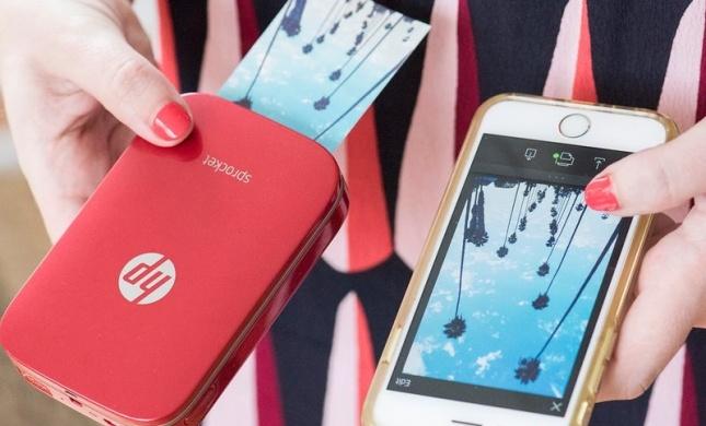 מדפסת בכף ידך: הכירו את המדפסת הניידת של HP