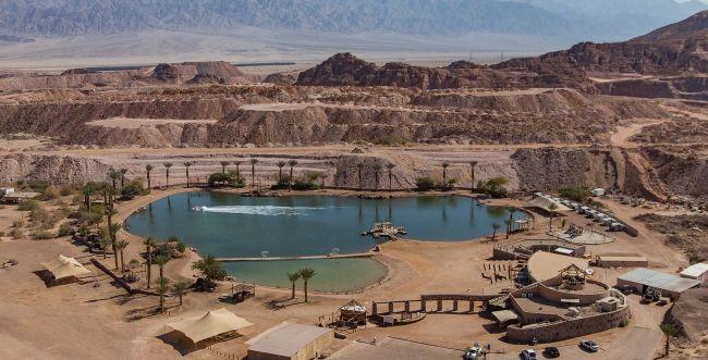 פארק תמנע: מכרות המלך שלמה קמים לתחייה