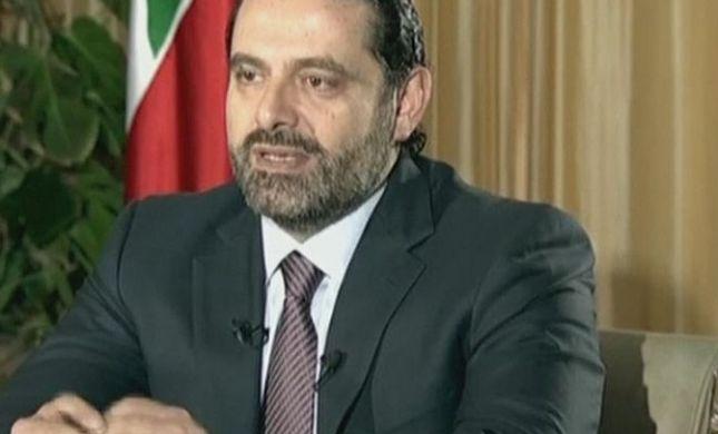 """שוב: נשיא לבנון ביקש מרה""""מ להישאר בתפקידו"""