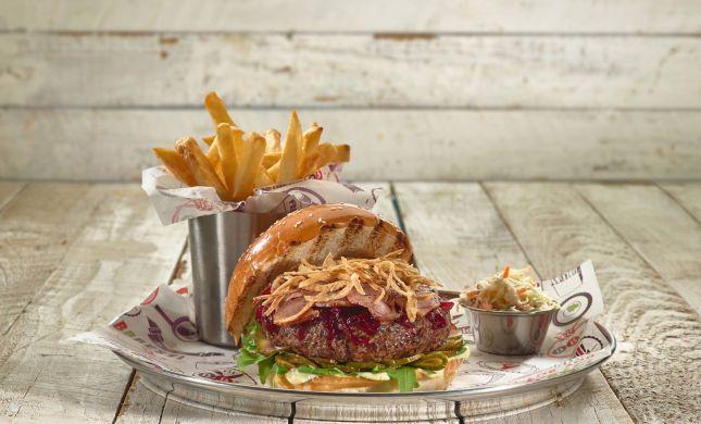 כשהקטשופ עושה עוול להמבורגר | ביקורת מסעדה