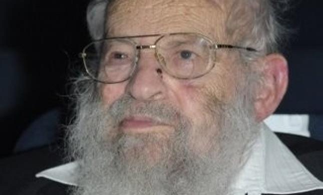 """4 שנים לפטירתו: קווים לדמותו של הרב אברהם צוקרמן זצ""""ל"""