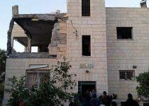 """צה""""ל הרס את בית המחבל שביצע פיגוע בהר אדר"""