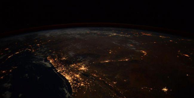 מרהיב: האסטרונאוט שתיעד את ירושלים מהחלל
