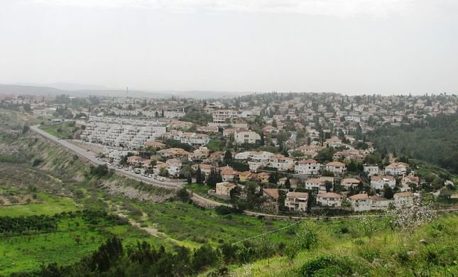 התושבים טירפדו את הקמת העיר החדשה בשומרון