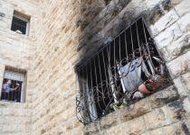 בגלל ילד קטן: בית המשפחה החרדית נשרף כליל בשבת