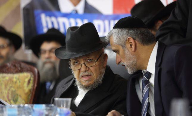הרב מאזוז תקף וחשף: 'למה הקמתי את מפלגת 'יחד''