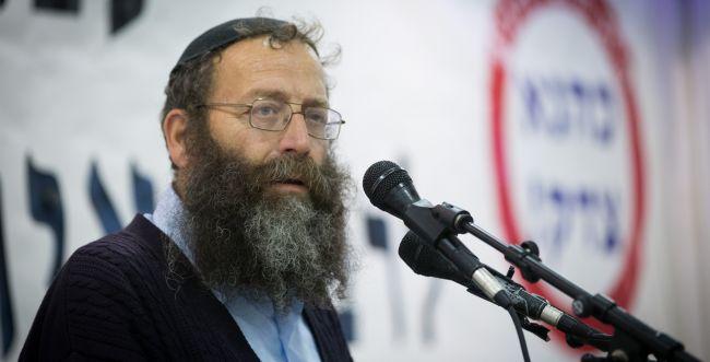 מרזל מבטיח: גם הפעם עצמה יהודית תרוץ עד הסוף