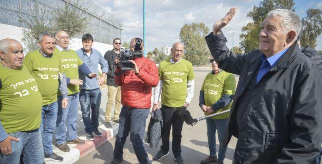 ראש עיריית רמת גן לשעבר ישוחרר מהכלא