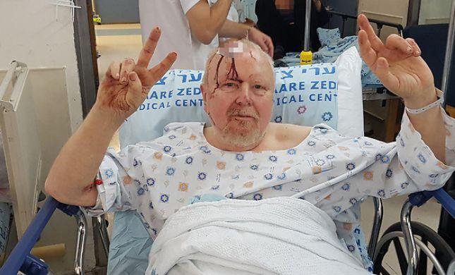 'נס גדול' • אחד הפצועים: אביה של אלישבע פדרמן