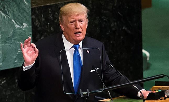 """טראמפ נעלב: צייץ """"למה קים ג'ונג און קרא לי שמן?"""""""