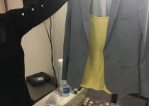 לאחר התקרית; מגישות החדשות מתאמות בגדים