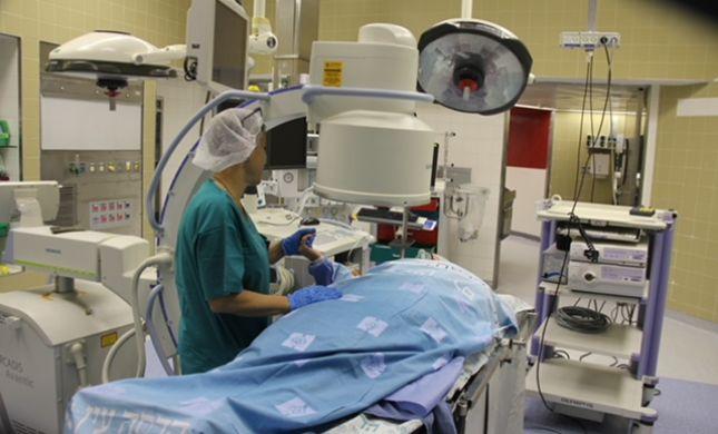 הדסה מציגה הליך טיפולים חדשני