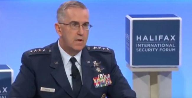 """על רקע המתיחות: מפקד הגרעין בארה""""ב שובר שתיקה"""
